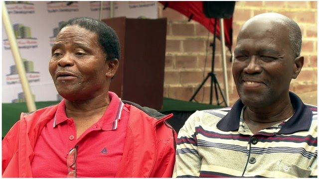 Ladysmith Black Mambazo dominated South African Music in the 1970s and 1980s